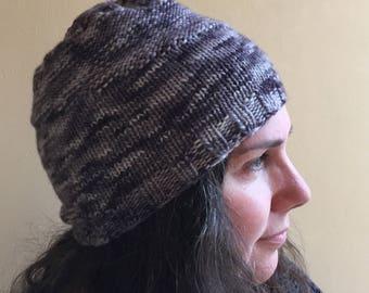 Simple Swish Hat, #044 Merino Wool
