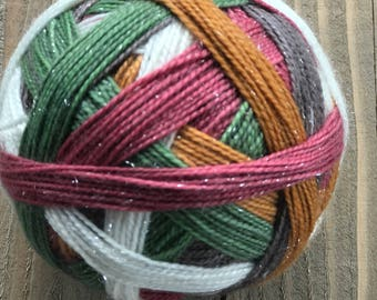Princess Leia's Rescue Inspired Sock Yarn