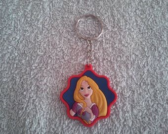 Keychain or handbag Rapunzel / Tangled