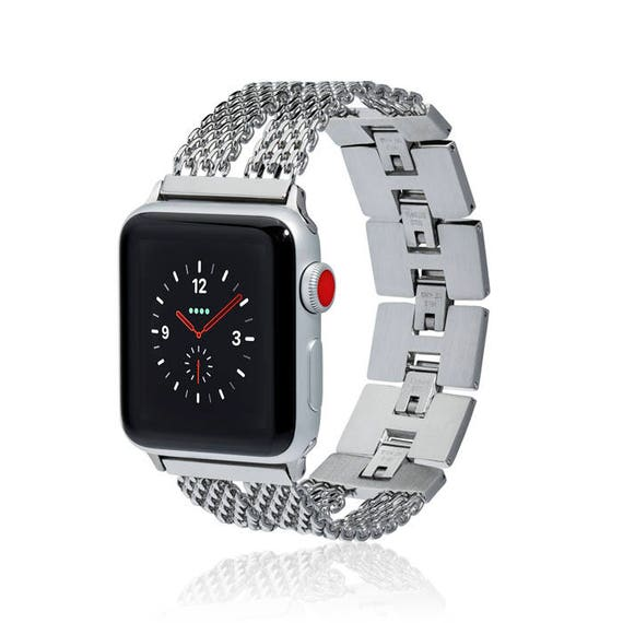 Apple Watch Band -  MILA - more colors available - stainless steel