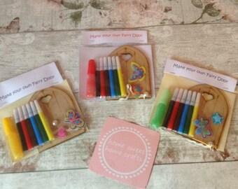 Make your own Fairy Door kit