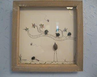 Art Collage - Birds