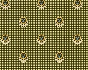 Marcus Fabrics Molly B's Studio Green - R54-0923-0150