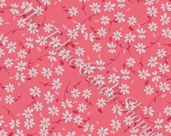 Little Town by Art Gallery Fabrics - Season Carols - Cotton Woven Fabric