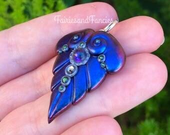 Oracle Pendant (Blue/Purple)