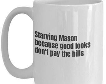 Mason funny mug, Mason funny mug, Mason, gift idea
