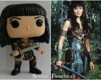 Custom Xena: Warrior Princess Funko Pop ~ Made to Order