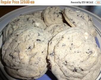 ON SALE: Soft and Sweet Homemade Cookies & Cream Oreo Cookies (3 Dozen)