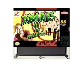 Zombies Ate My Neighbors SNES Magnet