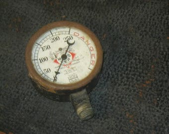 Steampunk Gauge , Pressure Gauge ,Gauge , Steampunk