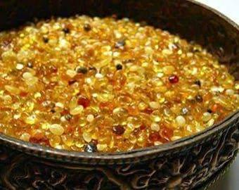 Amber drops, 0,1 kg