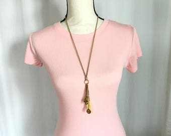 Fools Gold Necklace