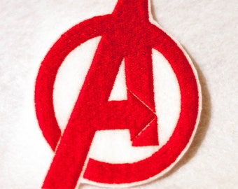 Avengers Iron on Patch
