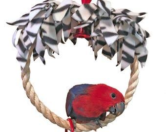 Wild Fun Large Swing is made for the medium size bird