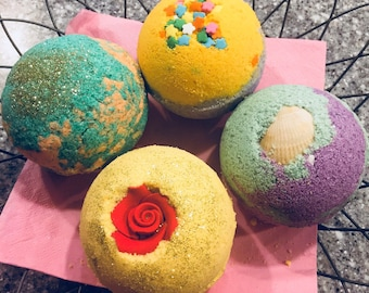 Disney Inspired Bath Bomb!