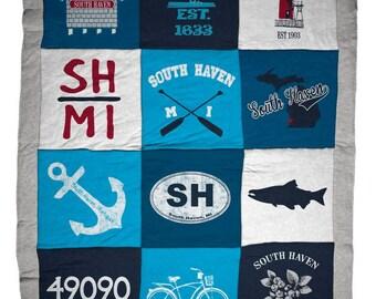 South Haven Destination Blanket