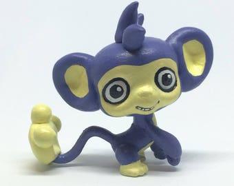 Aipom | Pokemon - Littlest Pet Shop Custom