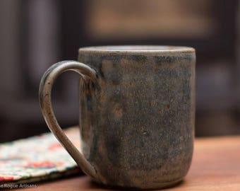 Handmade Ceramic Mug, Unique Gift