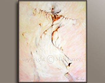 Oil Painting, Living Room Wall Art, Modern Painting, Oil on Canvas Abstract Painting, Living Room Decor, Modern Abstract Art Modern Wall Art