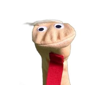 Trump Sock Puppet