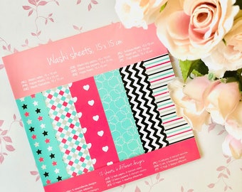 Washi Tapes Stickers 2