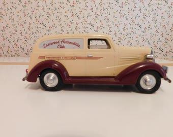 1937 Chevrolet Sedan Delivery Bank