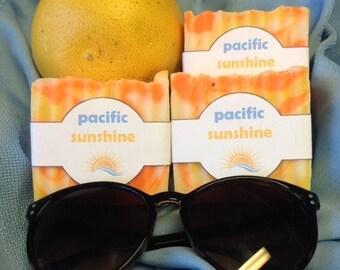 Pacific Sunshine Soap GLUTEN FREE