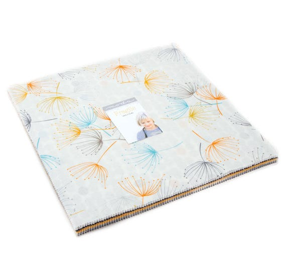 Fragile By Zen Chic For Moda Fabrics Layer Cake 42