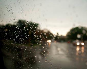 Photograph - Rain
