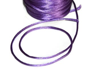 5 m purple tail nylon thread 2mm rat