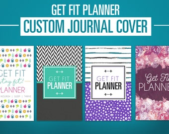 Custom Cover Option for Get Fit Planner