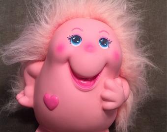 1984 Playskool Snugglebums pink