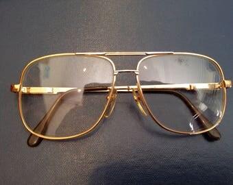 Vintage eyes glasses aviator style ( omyl company )