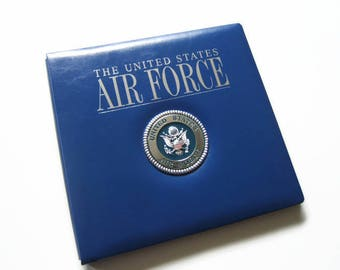 Air Force Scrapbook Album - Air Force Photo Album - Military Scrapbook Album - Air Force Photo Scrapbook Album - Air Force Gift