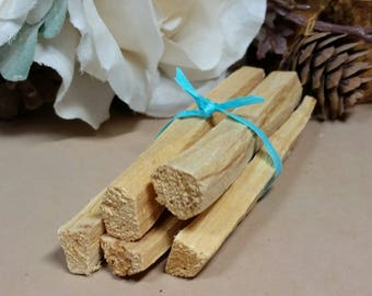 Palo Santo, Holy Wood Incense - Energy Clearing - Purifying - Relaxing -Ceremonial Smudge -Meditation Support -Reiki Tools - Premium Quality