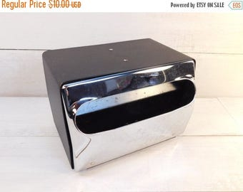 20% OFF SALE - Vintage Large Mornap Diner Style Napkin Holder Dispenser
