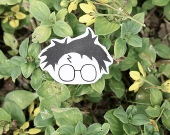 Harry Potter, The Boi Who Lived, Sticker