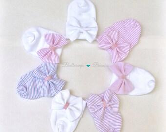 Hospital hat, newborn hospital hat,  baby hospital hat, newborn girl outfit, hospital beanie, newborn hat, newborn hospital hat