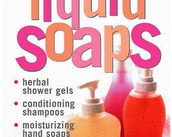 Making Natural Liquid Soap