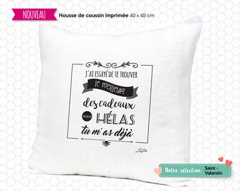 Pillow cover - the best gifts