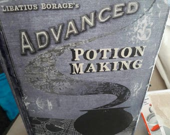Advanced potion making, Harry Potter  book cosplay item