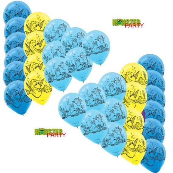 3x 31 Quot Xl Dory Finding Nemo Balloons Party Decoration