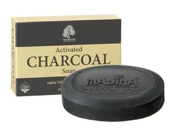 Activated Charcoal Soap Bar - Natural - 3.5oz