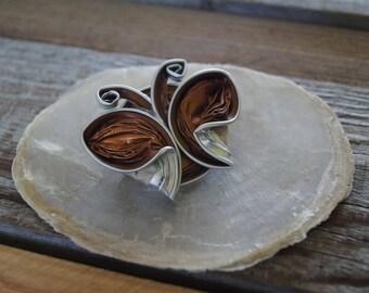 Nespresso Butterfly pin