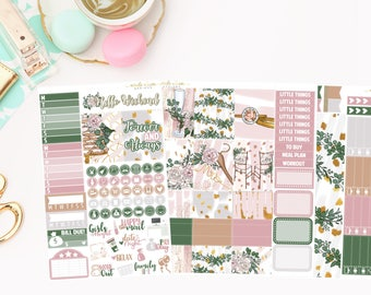 Forever and Always Mini Kit, planner stickers
