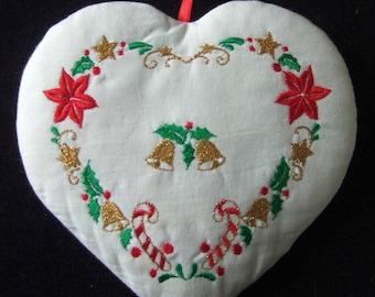 Heart hanging Bell