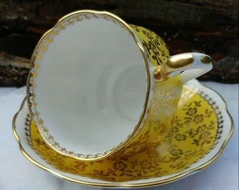 Cup and saucer Royal Albert
