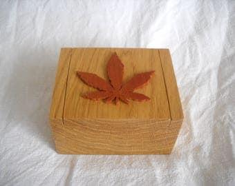 Wooden 420 Box