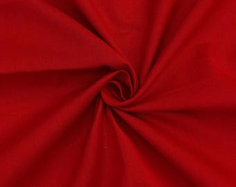 """Dark Red Fabric, Dress Material, Sewing Decor Accessories, Ethnic Fabric, 42"""" Inch Cotton Fabric By The Yard PZBC1C"""
