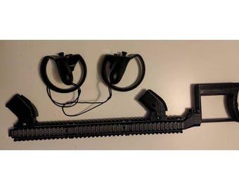 Oculus Rift Gun Stock